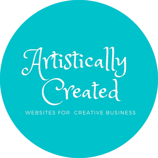 Artistic Created Websites logo